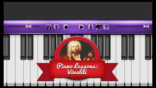 ピアノのレッスン:ヴィヴァルディ
