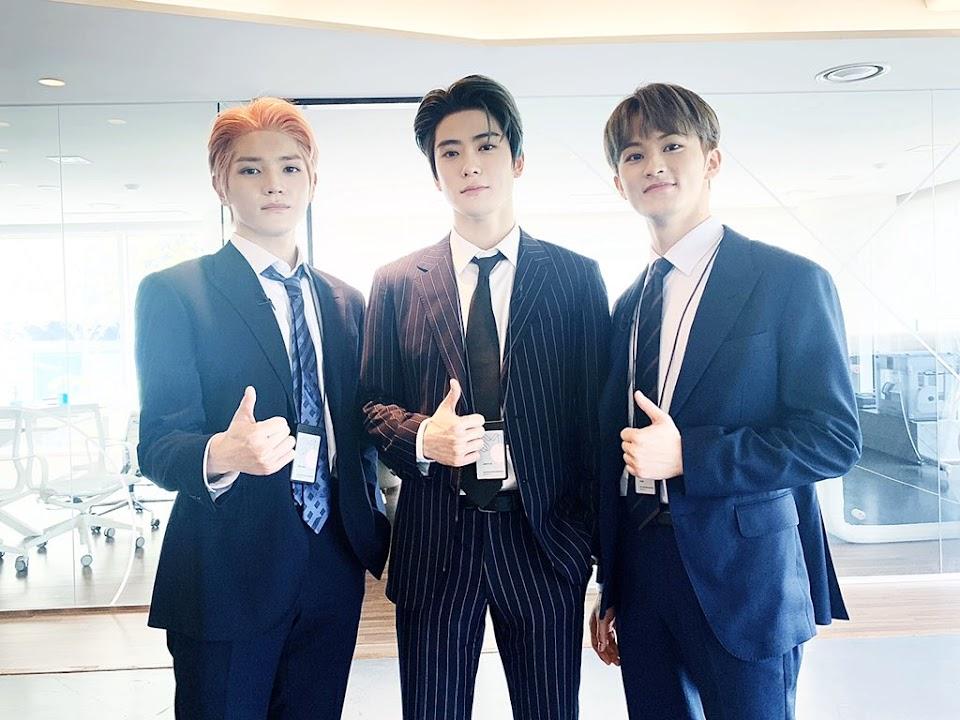 nct 127 taeyong mark jaehyun @NCTsmtown_127