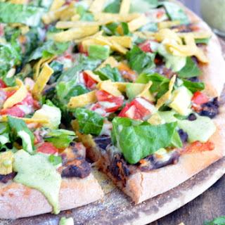 Tostada Pizza {CPK Copycat}