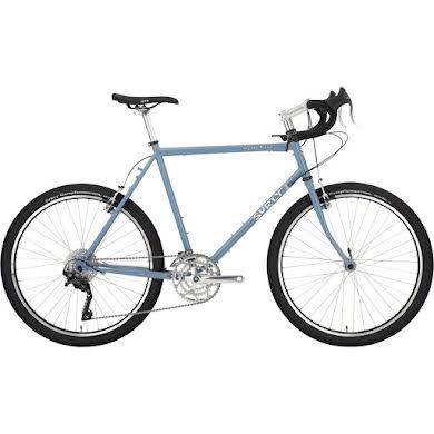 """Surly Long Haul Trucker 26"""" Bike - Blue Suit of Leisure"""