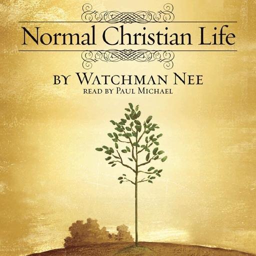 正常的基督徒生活(有聲書) 書籍 LOGO-玩APPs