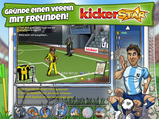 SoccerStar screenshot 7