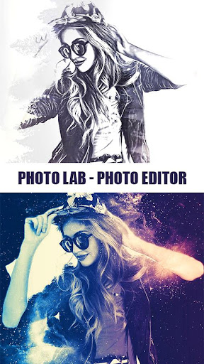 Photo Lab - Art Photo Editor - Magic Photo Effect 1 screenshots 4