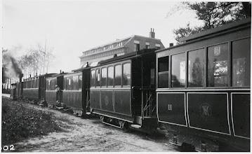 Photo: 1932 Stoptram van ZNSM bij Liesbosch.