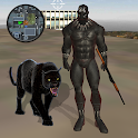 Panther Vice Town Rope Hero icon