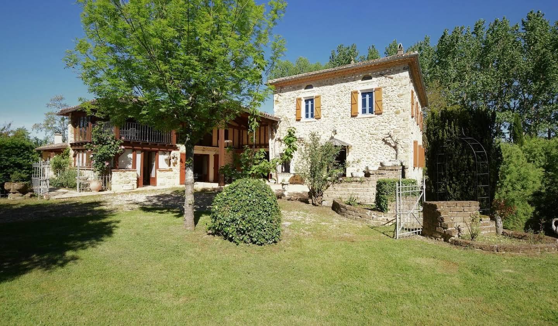 Maison avec terrasse Aurignac