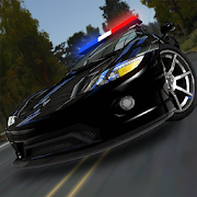 City Crime Police Car Driving Simulator
