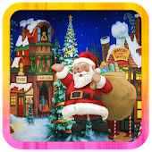 Christmas Puzzle Game for Kids