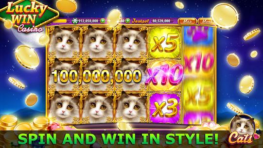 Lucky Win Casino™- FREE SLOTS 1