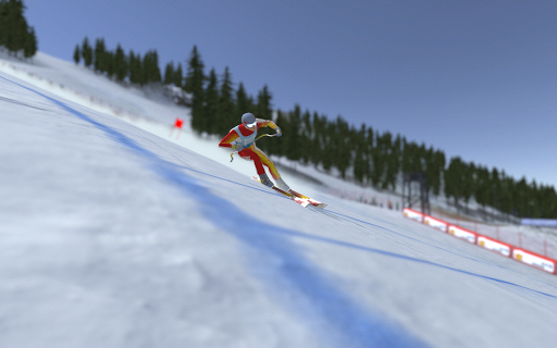 Alpine Arena  captures d'écran 1