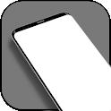 White Screen Flashlight icon
