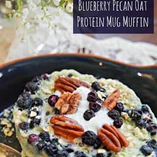 Blueberry Pecan Oat Mug Muffin - Master Mix