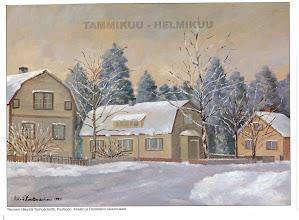 Photo: 1940 Sopukatu 1940-luvulla