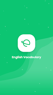 English Vocabulary Screenshot