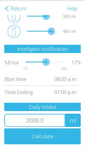water tracker pro screenshot 4