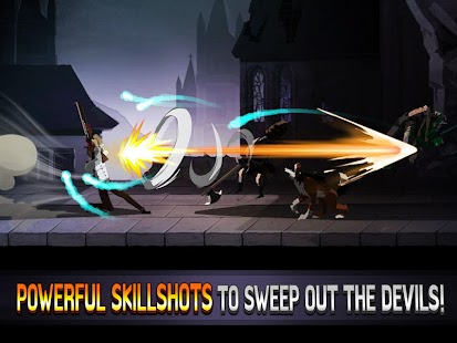 Devil Eater: Counter Attack to guard your soul Screenshot