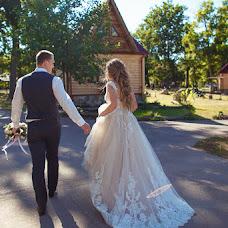 Wedding photographer Alina Kazina (AlinaKazina). Photo of 31.08.2017