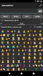 Descargar Unicode Pad para PC ✔️ (Windows 10/8/7 o Mac) 3