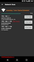 Screenshot of Wifi Mac Changer