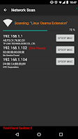 Screenshot of Wifi Mac Address Changer