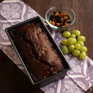 Currant Molasses Cake