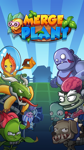 Merge Plant: Flower vs Zombie, Defense and Shooter 0.0.11 screenshots 1