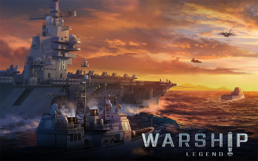Warship Legend: Idle RPG filehippodl screenshot 1