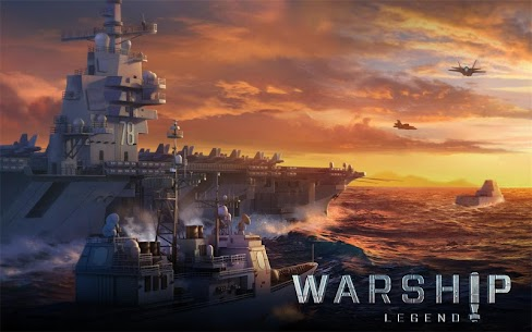 Warship Legend: Idle RPG 1.4.0.0 Android Mod + APK + Data 1