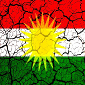 Kurdish Flag Wallpaper