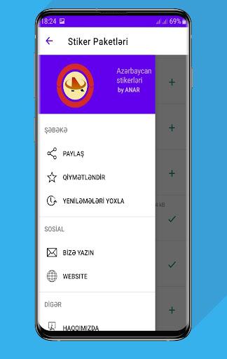 Azərbaycan stikerləri screenshot 1