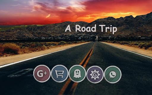 A Road Trip - Solo Theme