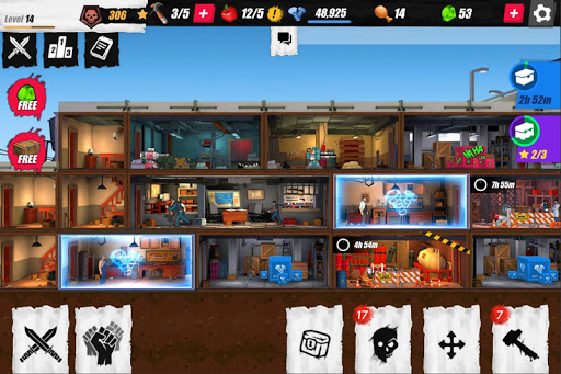 Zombie Faction - Battle Games for a New World  screenshots 7