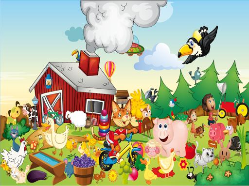 Happy Farm Hidden Objects