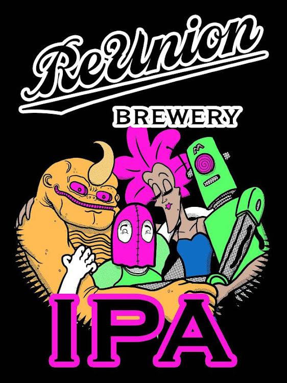 Logo of ReUnion IPA