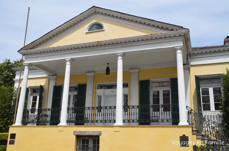 Beauregard house