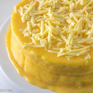 Yema Cake.