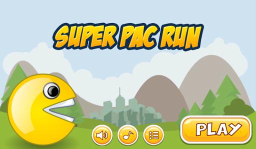 Super Pac Run