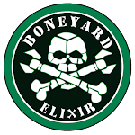 Logo of Boneyard Notorious Triple IPA