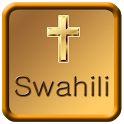 Swahili Bible Audio icon