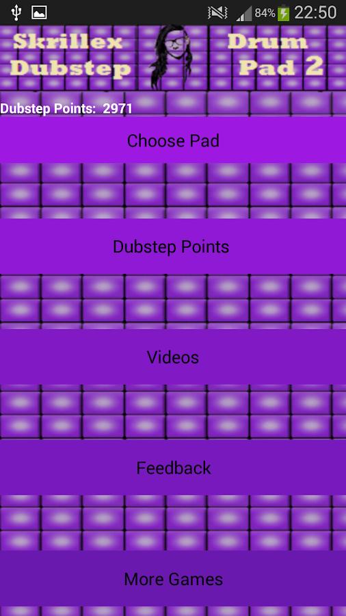 skrillex dubstep drum pads 2 android apps on google play. Black Bedroom Furniture Sets. Home Design Ideas