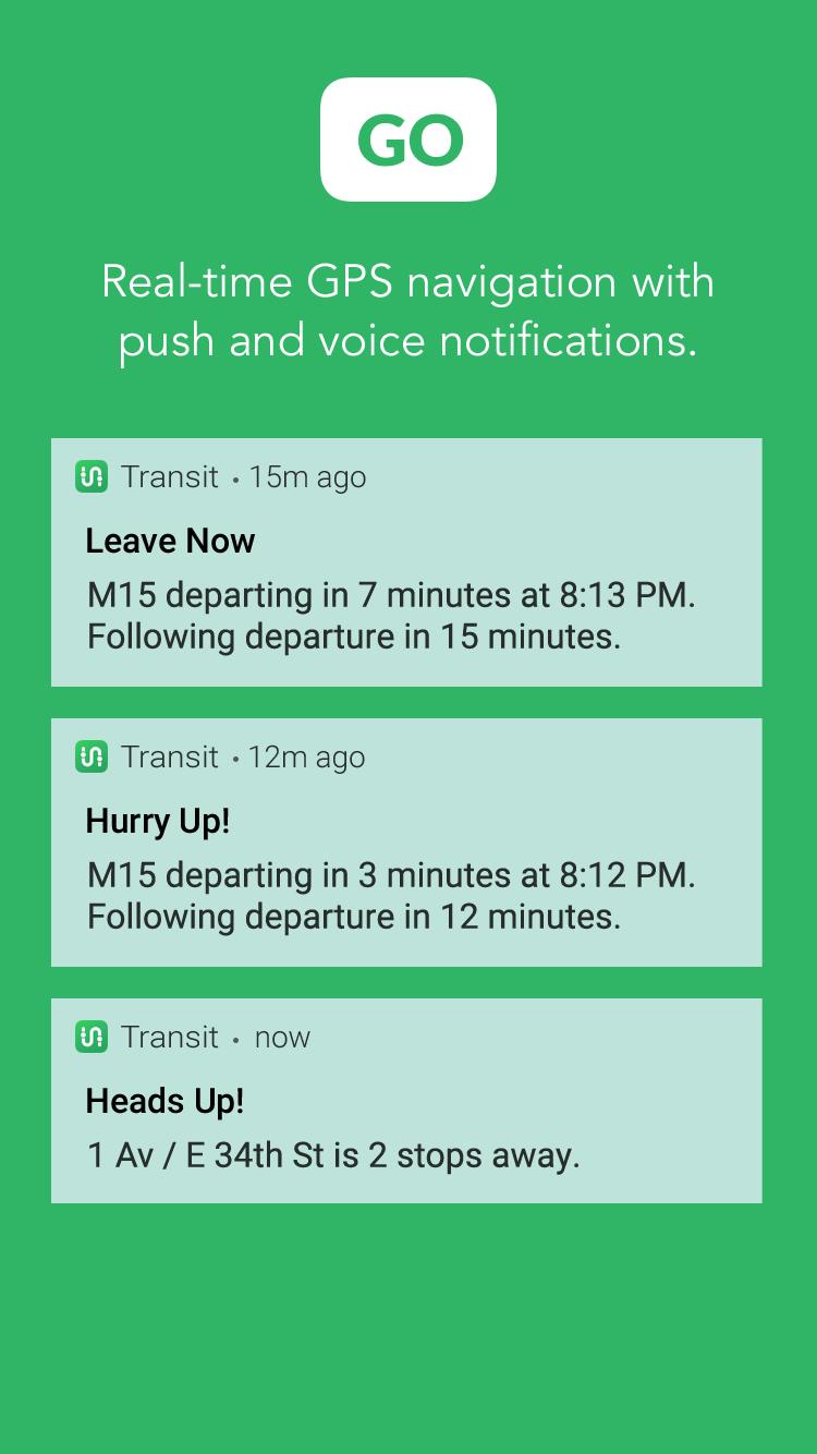 Transit: Real-Time Transit App screenshot #5