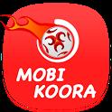 MobiKoora - بث مباشر للمباريات icon
