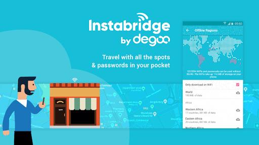 Free WiFi Passwords & Hotspots by Instabridge 17.9.7arm64-v8a screenshots 3