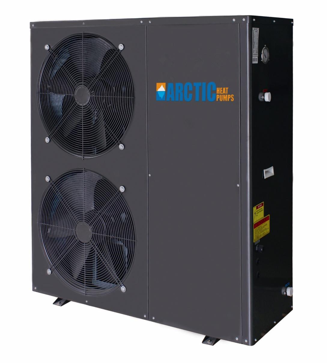 Arctic Hydronic Air To Water Heat Pump 60 000 Btu With