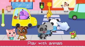 دانلود Baby Panda's Kids Safety اندروید