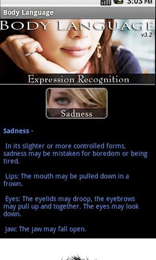 Body Language - Expressions screenshot 3