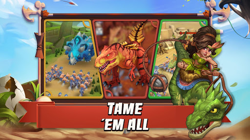 Download Primal Wars: Dino Age MOD APK 10