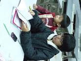 Photo: 20111205頭屋行動教室-外配識字班003