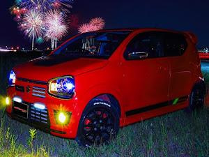 アルトワークス HA36S AGS 4WDのカスタム事例画像 toyama1049さんの2019年08月01日23:02の投稿