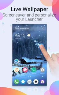 U Launcher Pro-NO ADS Screenshot